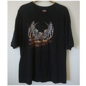 Harley Davidson San Diego Graphic T-Shirt